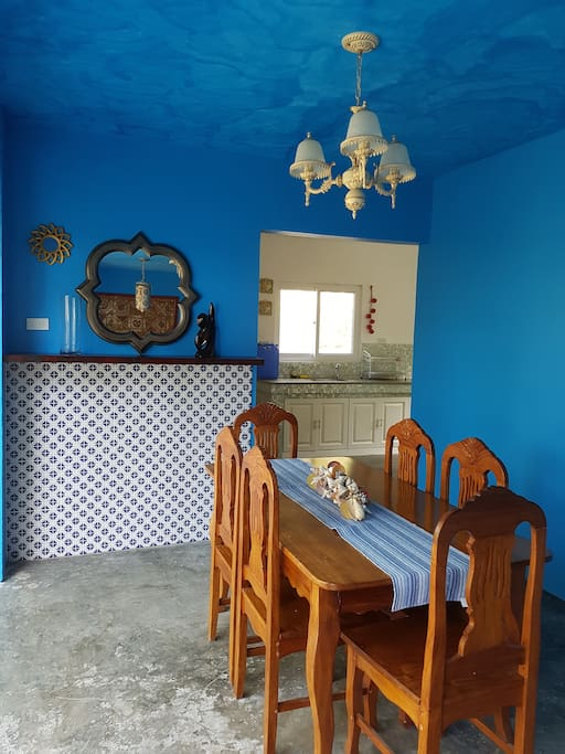 Mediterranean interiors
