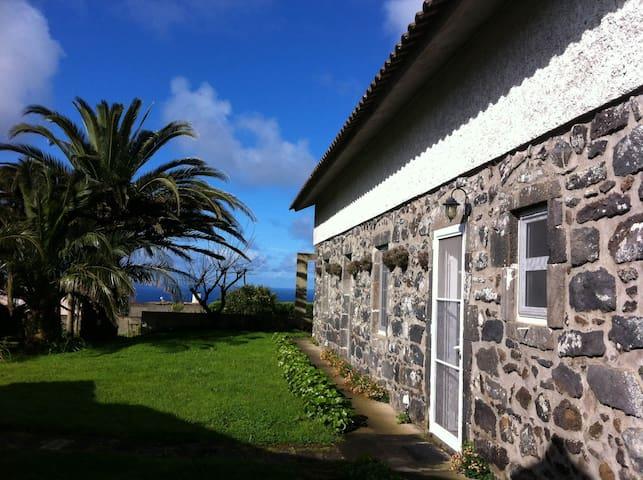 Emilie's place 1 - Açores - Casa