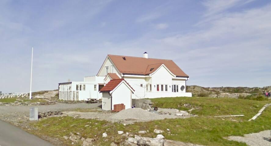 Fritidsbolig på Hellesøy - kajakker inkludert
