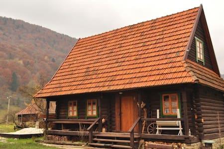 """Hutsul house - """"Badjoriy Olen"""" - Ház"""