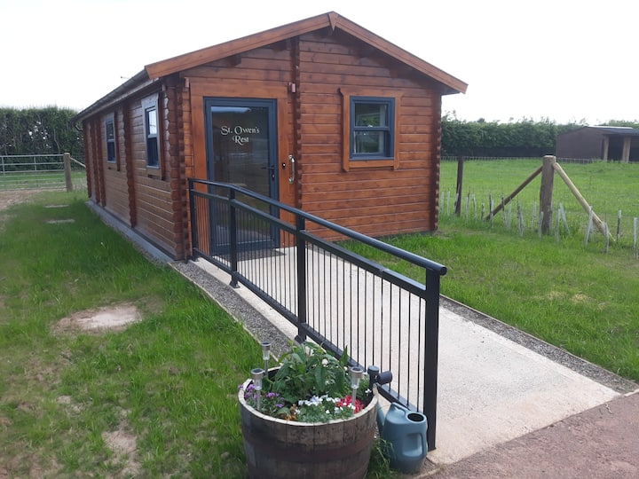 St Owens Rest - Walk, cycle, tour, work or chill