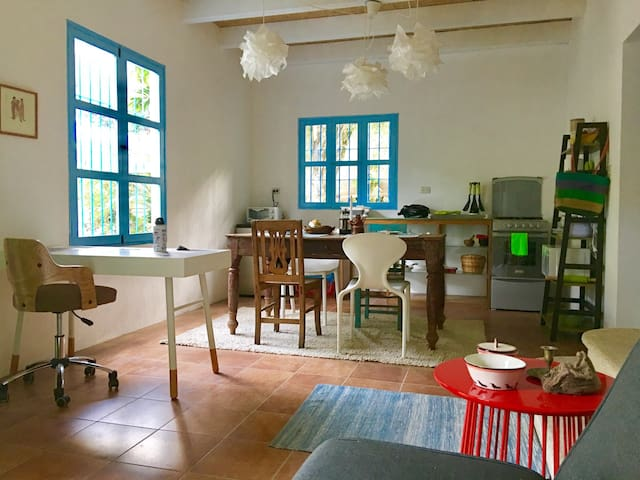 Apartment in the middle of a coffee plantation - Antigua Guatemala - Flat