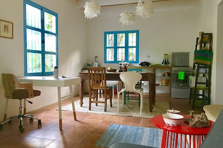 Apartment in the middle of a coffee plantation - Antigua Guatemala
