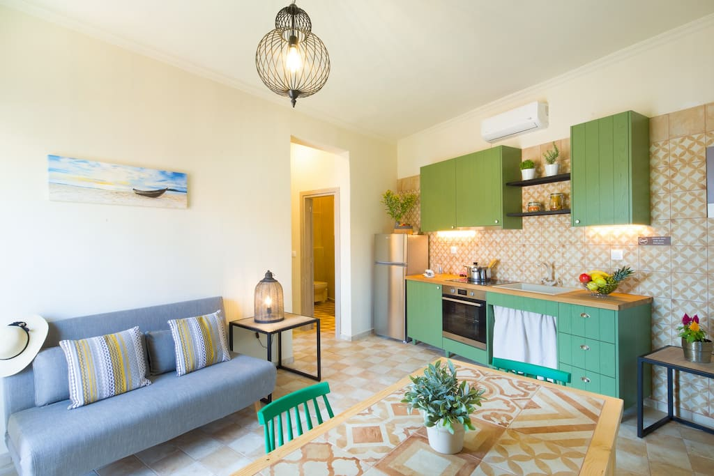 Villa Paxos in Gaios near the sea - One Bedroom Holiday Aprtment