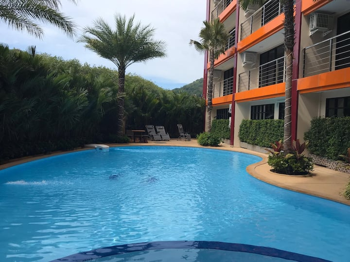 Rent a penthouse on the island of Phuket
