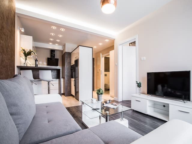 Emihouse Rzeszów - Apartament Deluxe
