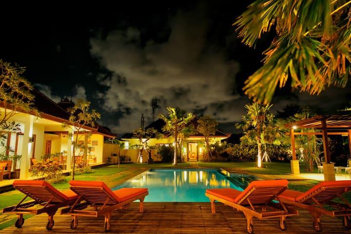 Unterkunft Casa Meena in Bali