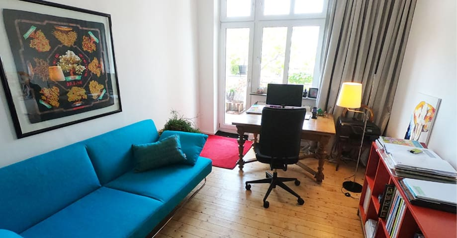 *** Excellent location *** stylish and cosy room