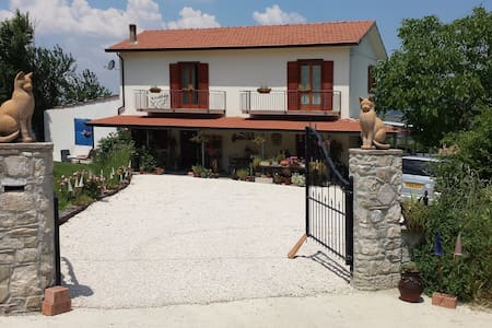 """Casa Rina"" in het authentieke Italie - Guardia Lombardi - Flat"