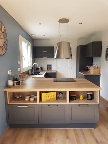 Maison neuve proche fecamp