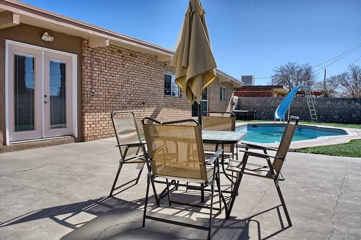 El Paso Southwest Get-a-Way 2020 sqft retreat
