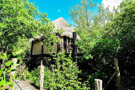 MangleX Cenote Eco Hotel - Tulum