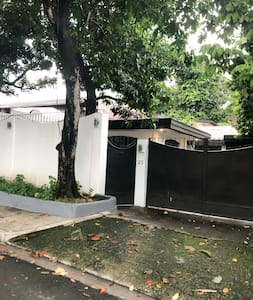 Spacious Home in Upscale Village in Quezon City