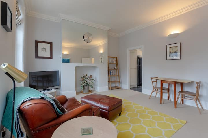 Vibrant 1 Bed Flat In Islington With Garden