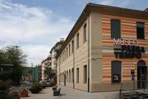 Museo Passatempo Rossiglione, vi farà compiere un affascinate viaggio nella storia del '900