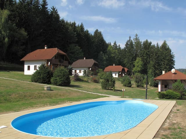 Holiday home Motylek in Moravska Trebova