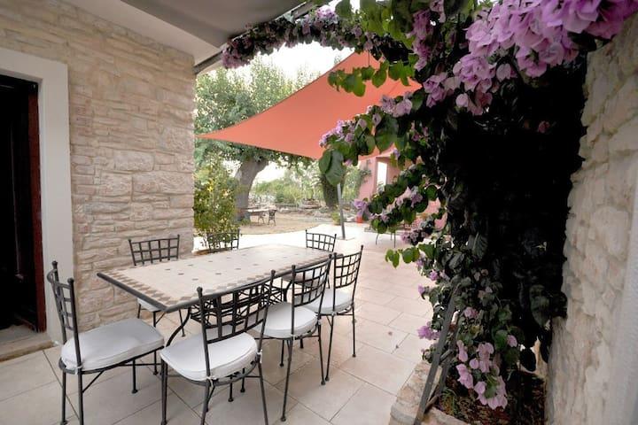 Apartment Bougenville A Galizana, Istria - Galižana - Leilighet
