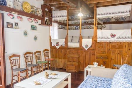 Ageri - Olympos Traditional House