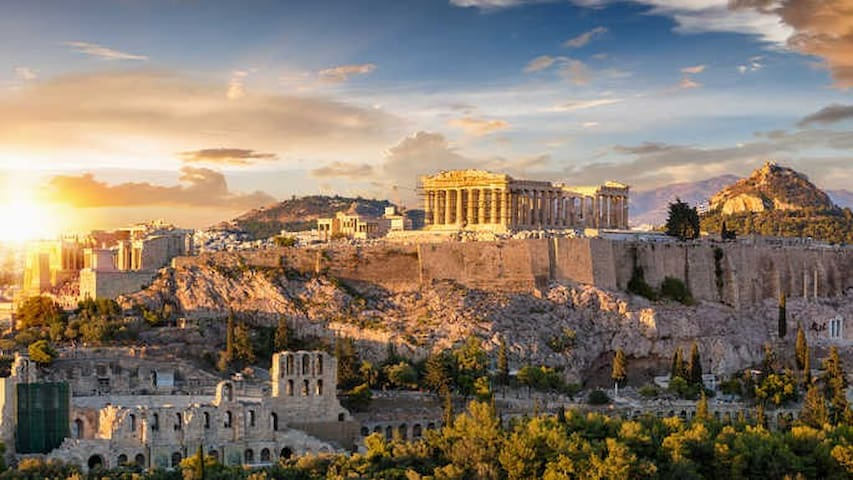 Guidebook for Athens