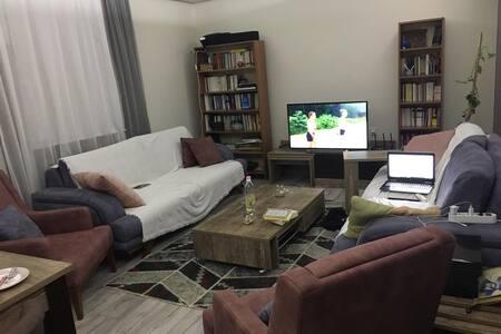 Sırrı's home in Antalya