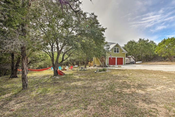 NEW! Backbone Bungalow in Scenic Canyon Lake Area!