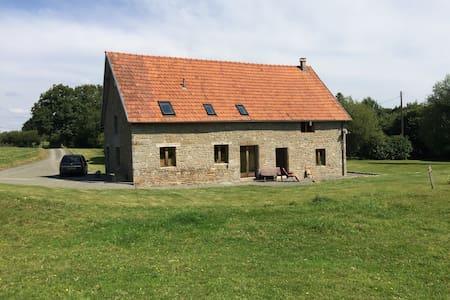 La Grange - La Chapelle-Cécelin - Huis