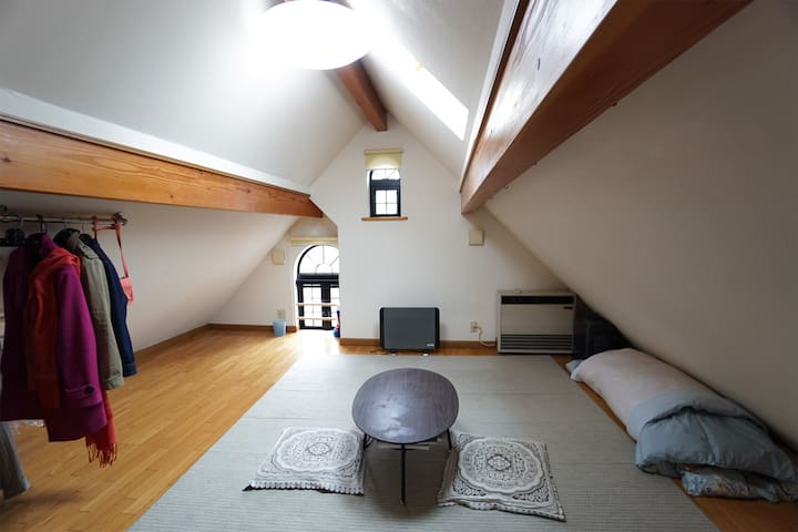 35min from Haneda airport and Tokyo, up to 5guests - Ōta-ku - Ev