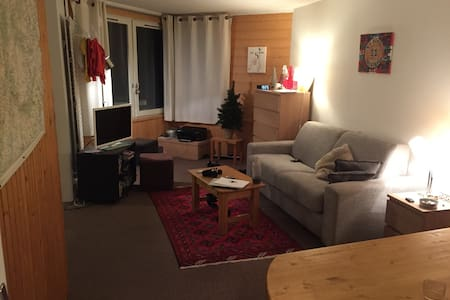 Studio vue imprenable - Val-d'Isère