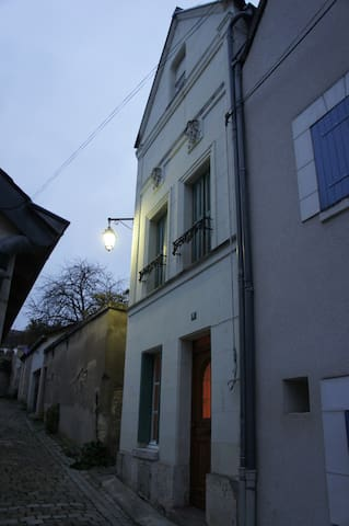 RobsTown house in central France Saint Aignan