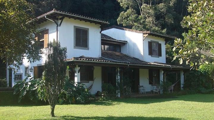 Casa das Hortênsias
