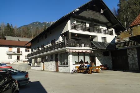 Appartment 1   Organic Farm - Babni Vrt - Leilighet