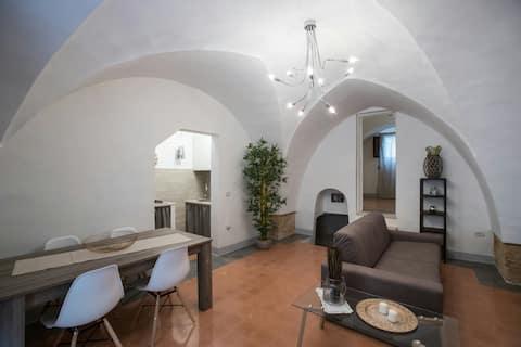 Modern time apartment