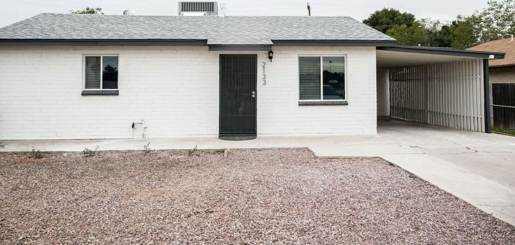 A beautiful remodeled Suite near ASU!