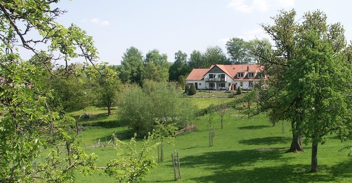 Buitenverblijf 't Herfse/4, Idylle in Zuid-Limburg
