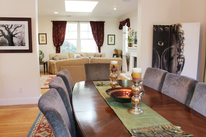 Gorgeous Luxury 5 BD Large Home - Mill Valley - Σπίτι
