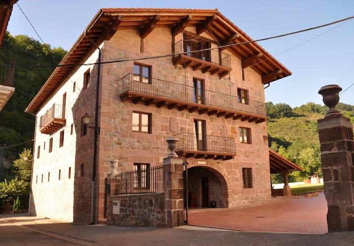 Casa rural Barbenea I y II