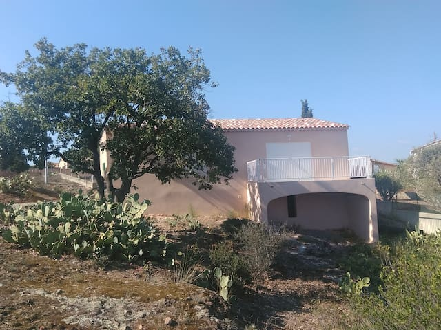 Newly built Family house with great view - Roquebrune-sur-Argens - Rumah
