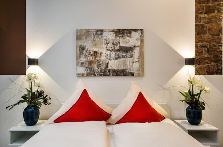 Mille Stelle Hotel Heidelberg - Doppelzimmer