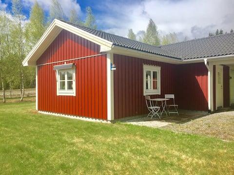 Gäststuga i Bergom/Örnsköldsvik /Höga Kusten