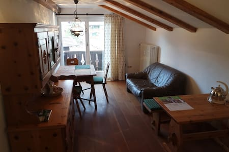 Basic appartement in town center - Mittenwald