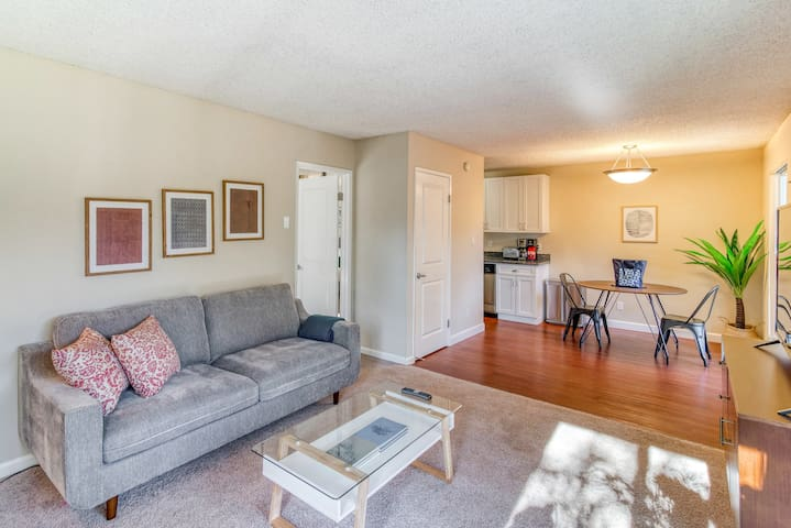 Delightful 1BR Apartment in Mountain View