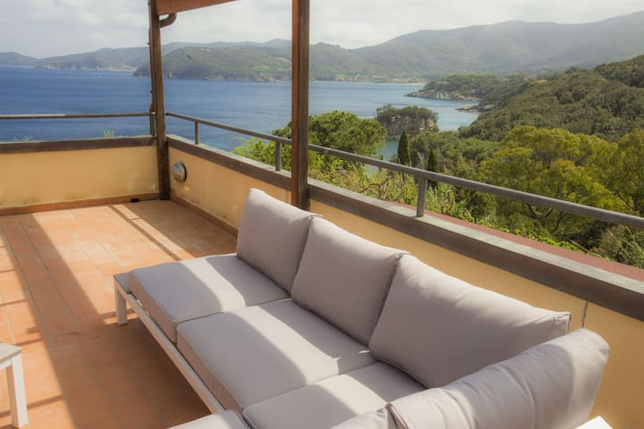 Two-room Venere Paolina with amazing terrace