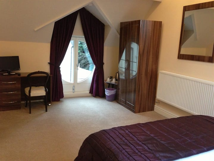Double Room at The Cottage B and B
