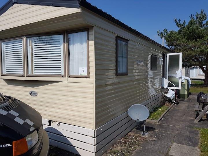 Static caravan 3 beds