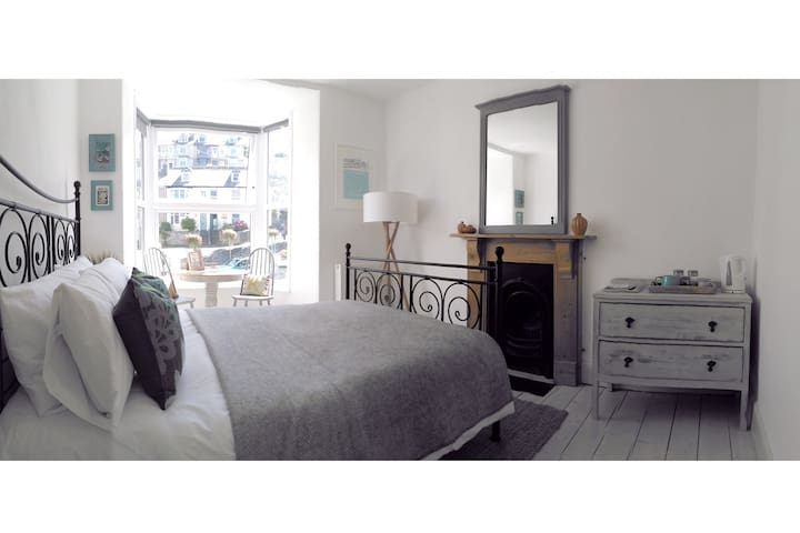 Two Alma Terrace (Room 1), St Ives. - Saint Ives - Rumah