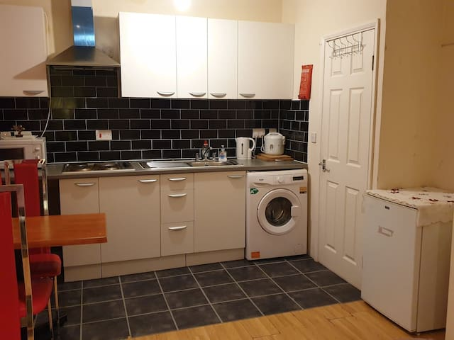 Centrally Located Small Convenient Flat