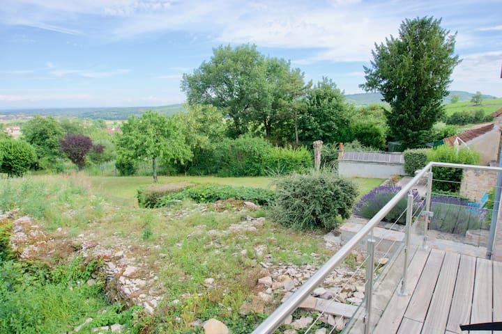 Gîte ValRubis hameau de Touches (Mercurey)