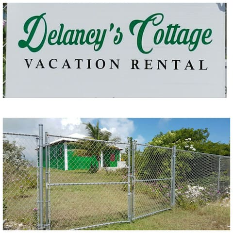 Delancy's Cottage( $70 2 pax & $120 per 4 pax)