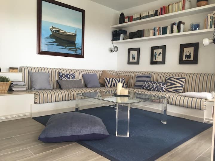 NUEVO!Apartamento duplex en Calella de Palafrugell