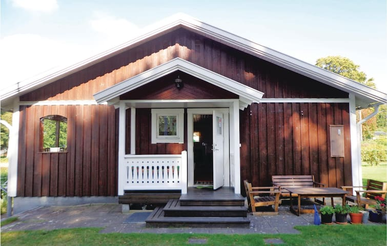 Holiday cottage with 3 bedrooms on 61m² in Ljungby